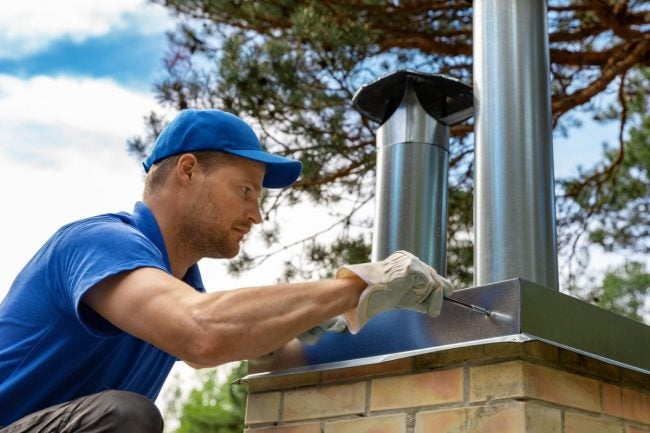 Find Out if You Need a New Chimney Cap During a Chimney Inspection