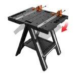 The Best Sawhorse Option: WORX Pegasus Multi-Function Sawhorse Worktable