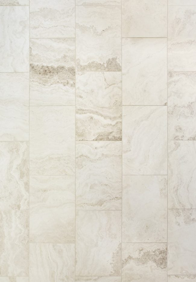 Types of Travertine Tile Flooring
