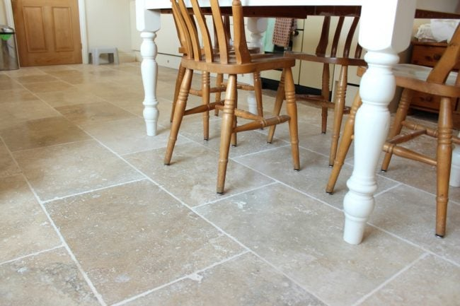 Caring for Travertine Tile Flooring