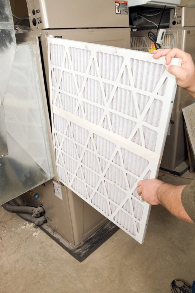 Why Is My Electric Bill So High? Clogged Furnace Filters