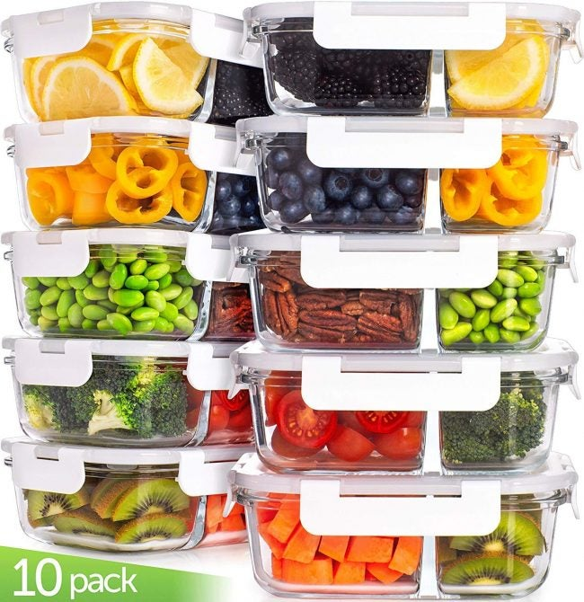 Best Food Storage Containers: Prep Natural