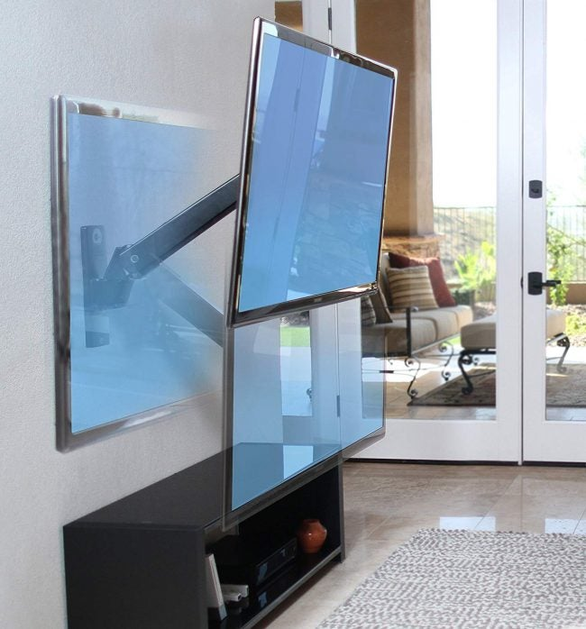 Best TV Wall Mount for Easy Adjustment: OmniMount