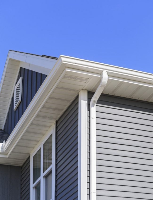 Custom Fascia Types of Gutters