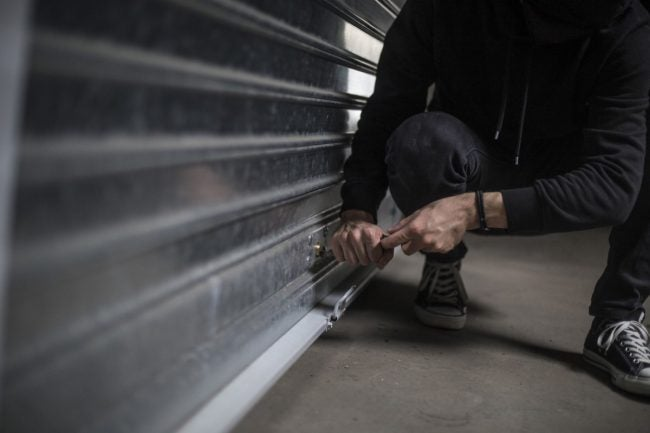 Improve Garage Door Security in 7 Steps