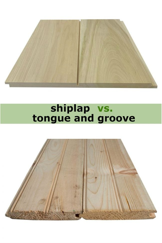 Shiplap vs. Tongue and Groove: Which Wall Paneling is Right for Your Project?