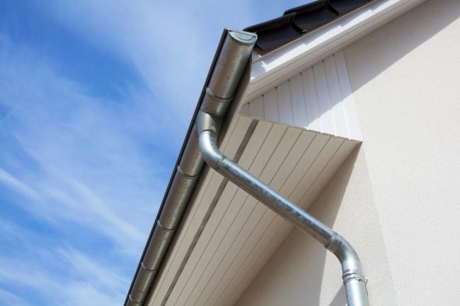 Steel Types of Gutters