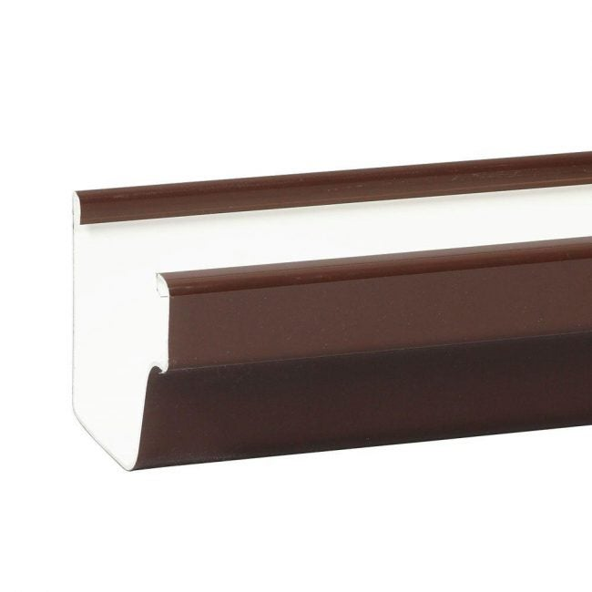 Vinyl Types of Gutters: Amerimax Home Products