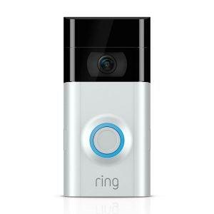 The Best Doorbell Camera Option: Ring Video Doorbell 2