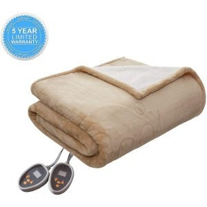 The Best Electric Blanket, According to Consumers: Woolrich Ultra Plush