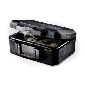The Best Home Safe Option: SentrySafe H0100 Fireproof Waterproof Box