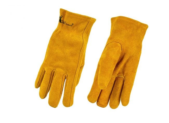 The Best Work Gloves for DIY Kids: G&F Leather