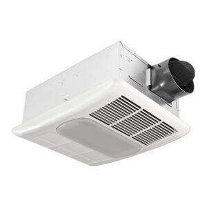 The Best Bathroom Fan Option: Delta BreezRadiance RAD80L 80 CFM Exhaust Bath Fan