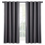 The Best Blackout Curtains Option: NICETOWN Grommet Top Blackout Curtain