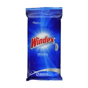 The Best Glass Cleaner Option: Glass & Surface Wet Wipe Cloth