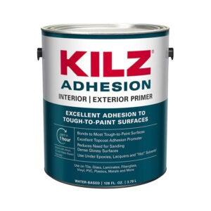 The Best Paint Primer Option: KILZ Adhesion High-Bonding Latex Primer Sealer