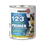 The Best Paint Primer Option: Rust-Oleum Zinsser Bulls Eye 1-2-3 Primer