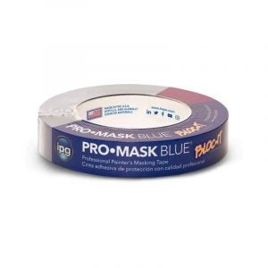 The Best Painter's Tape Option: IPG ProMask Blue Painter's Tape with Bloc It
