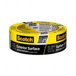 The Best Painter's Tape Option: ScotchBlue Exterior Surfaces Painter's Tape