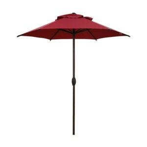 The Best Patio Umbrella Option: Abba 7.5-Foot Patio Umbrella