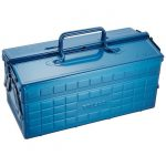 The Best Toolbox Option: Trusco 2-Level Cantilever Toolbox
