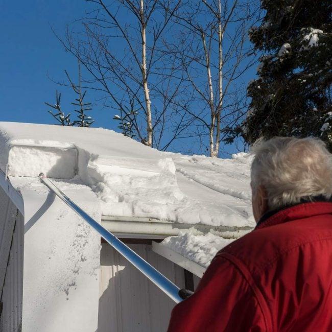 The Best Roof Rake: Snowpeeler
