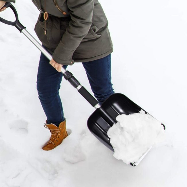 The Best Snow Shovel: MOVTOTOP