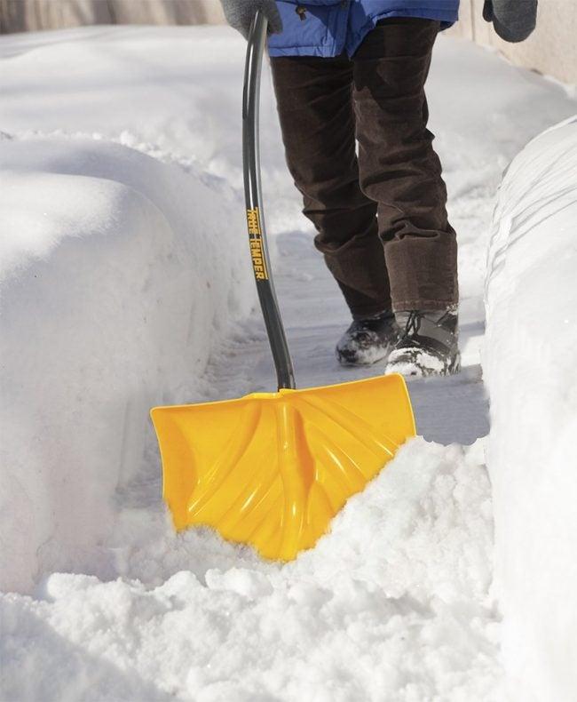 The Best Snow Shovel: True Temper