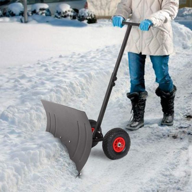 The Best Snow Shovel: Tuffiom