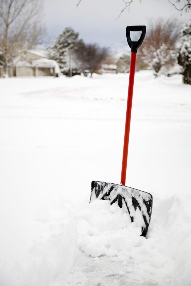 best-snow-shovel-types