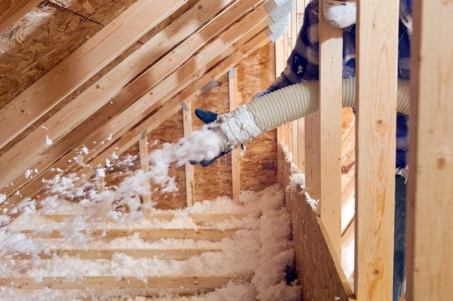 5 Things to Know About Blown-in Insulation