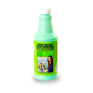 The Best Bathroom Cleaner Option: Bio Clean Eco-Friendly Hard Water Stain Remover