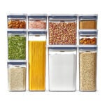 The Best Food Storage Container Option: OXO Good Grips 10-Piece POP Container Set