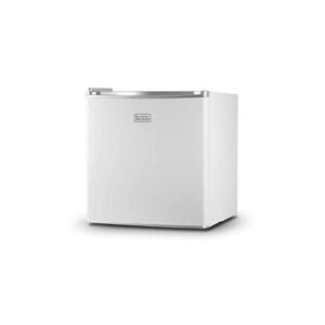 The Best Mini Fridge Option: BLACK+DECKER BCRK17W Compact Single Door Mini Fridge