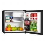 The Best Mini Fridge Option: Midea WHS-65LB1 Compact Refrigerator and Freezer