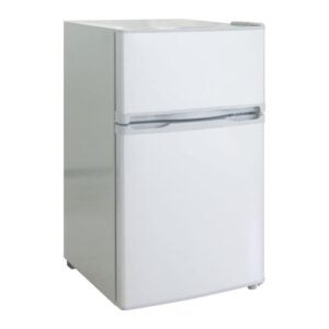 The Best Mini Fridge Option: RCA RFR832WHITE Refrigerator Freezer