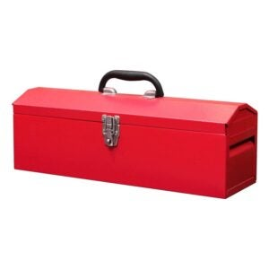 The Best Tool Box Option: BIG RED TB101 Torin 19 Hip Roof Style Tool Box