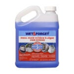 The Best Vinyl Siding Cleaner Option: Wet & Forget Moss Mold Mildew & Algae Stain Remover