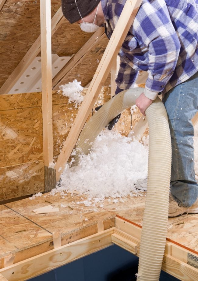 Tips for Using Blown-in Insulation