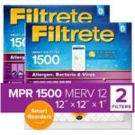 The Best Furnace Filters Option: Filtrete Smart AC Furnace Air Filter