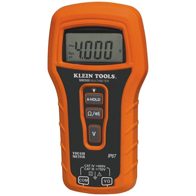Best Multimeter: Klein Tools