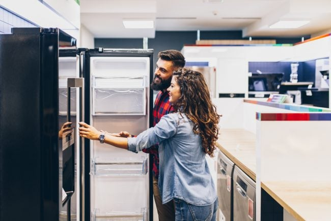 The Best Place to Buy Appliances, Solved