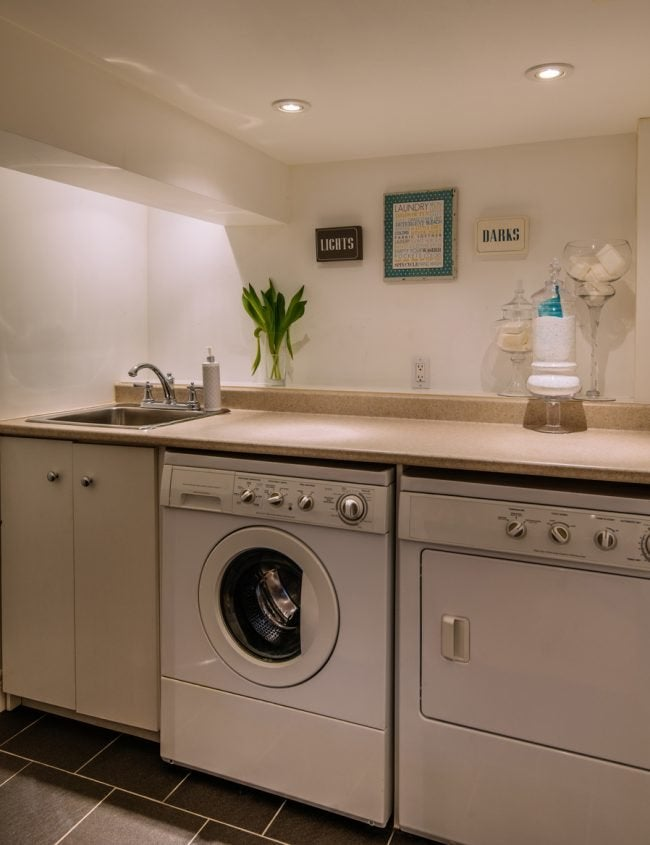 Create a Convenient Workspace with These Laundry Room Sink Ideas