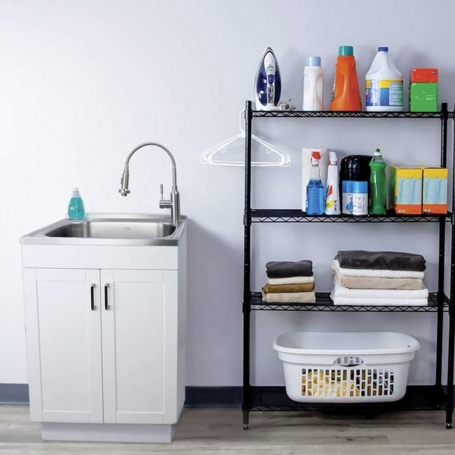 Laundry Room Sink Ideas for Every Budget