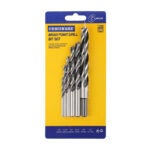 The Best Drill Bit Option: COMOWARE Brad Point Drill Bits Set