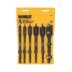 The Best Drill Bit Option: DEWALT Drill Bit Set