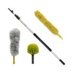 The Best Duster Option: OXO DocaPole 20 Foot High Reach Dusting Kit