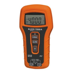 The Best Multimeter Option: Klein Tools MM500 Auto Ranging Multimeter