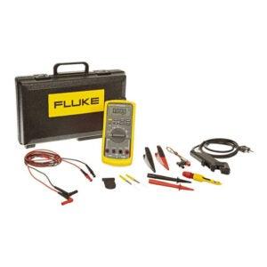 The Best Multimeter Option: Tekpower Fluke 88 VA KIT Automotive Multimeter Combo Kit