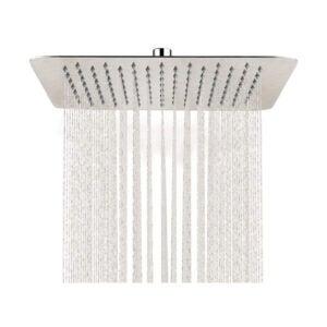 The Best Showerhead Option: SUN RISE 12 Inch Rain Shower Head
